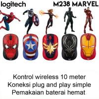 Mouse Logitech M238 Marvel Wireless