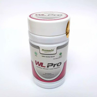 WL Pro Pelangsing Obat Diet Herbal Penurun Berat Badan
