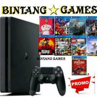 PS4 Slim Playstation 4 SONY HDD 1TB