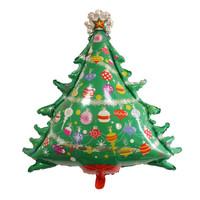 Balon Natal / Balon Santa Claus / snowman Balon foil mini christmas