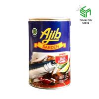 Ajib Sarden Saus Tomat Sardine Tomato Sauce 425gr