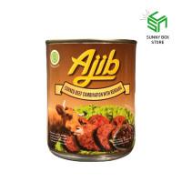Ajib Kornet Sapi Rendang Corned Beef Rendang 340gr