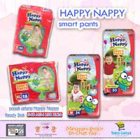 HAPPY NAPPY smart pants popok celana Happy Nappy S40 M34 L30 XL26