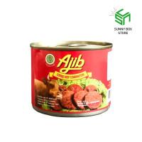 Ajib Kornet Sapi Kombinasi Corned Beef Combination 200gr