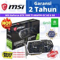 VGA MSI Geforce GTX 1660 Ti 1660ti Armor 6GB GDDR6
