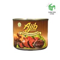 Ajib Kornet Sapi Rendang Corned Beef Rendang 200gr