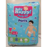 Popok Baby Happy Pants M 34+4