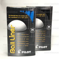 Pulpen Ball Liner Pilot