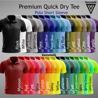 KAOS POLO - Polos Oblong Dry-fit Drifit Olahraga Sport jersey