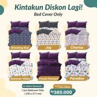 bad cover kintakun only joy lukury microfiber 230x217