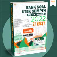 Buku UTBK Soshum Bank UTBK-SBMPTN Soshum 2021