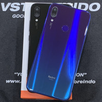 Xiaomi Redmi Note 7 4/64 GB Ex Resmi Xiaomi Indonesia Second Bekas Ori