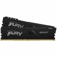 RAM KINGSTON HYPERX FURY 16GB (2X8GB) DDR4 3200MHZ