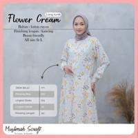 Baju LongTunik Bahan Rayon / Long Tunik Muslim / Atasan Muslim Wanita
