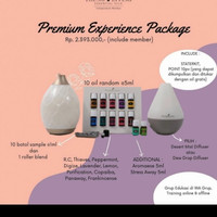 young living diffuser paket