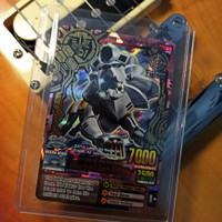Kartu Animal Kaiser Mecha Lion-Elite Evo 8 Ultra Rare 100% Original