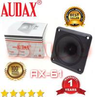 Speaker Tweeter Walet AUDAX AX 61 AX61 Suara Inap Dalam ORIGINAL