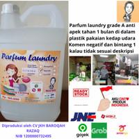 parfum laundry mang asep grade A+ 5 liter - akasia