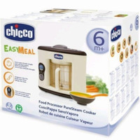pure steam cooker chicco - steam cooker - food processor baby