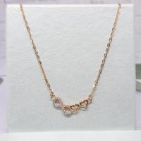 kalung emas kuning asli - perhiasan emas asli 02