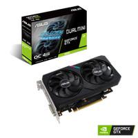 ASUS DUAL GTX 1650 4G MINI OC GDDR6 1650 4GB 128BIT VGA CARD NVIDIA