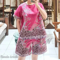 setelan kulot   Baju Tidur Batik   Setelan cp   Atasan Batik