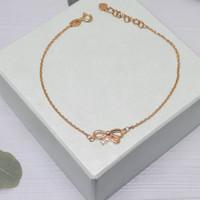 gelang tangan emas kuning asli - perhiasan emas asli 01