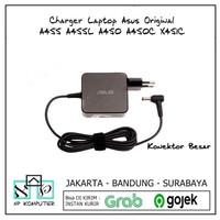 Charger Laptop Asus Original A455 A455L A450 A450C X451C