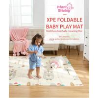Baby Playmat Matras Foam Bayi Karpet Tikar Lipat 180x200 Tebal 10mm