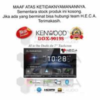 Kenwood DDX-9019S Head Unit Double Din Tape Mobil DDX9019S Audio 9019