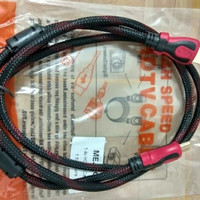 Kabel HDMI to HDMI 1.5 M High Speed Best Quality