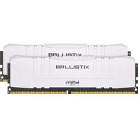 Crucial DDR4 RAM 8G 3200 Ballistix Game memory White Desktop DIY PC