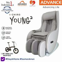 KURSI PIJAT ADVANCE YOUNG 2