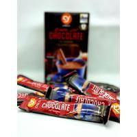 Minuman saset Coklat Cokelat Choco Cy Double Hot Chocolate Sachet 40gr