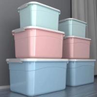 Kotak Penyimpanan dengan Penutup Storage Box Baju