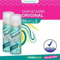 BUY 1 GET 1 Batiste Clean & Classic Original Dry Shampoo 50 ml
