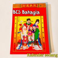 kalender sobek robek harian mandarin chinese cina hong kong tahun 2022