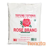 Rose Brand Tepung Tapioka 500 gram / Kanji 500 gr