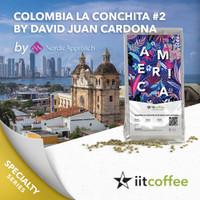Arabica Green Beans - Colombia La Conchita #2 - 1Kg