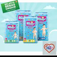 popok bayi BABY HAPPY M34+4 / L30+4