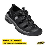 Keen Men Targhee III Sandals - Black/Grey