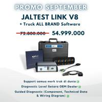 PROMO SEPTEMBER JALTEST LINK V8 TRUCK ALL BRAND SOFTWARE