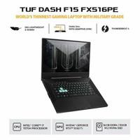 ASUS TUF DASH FX516PE-I7R5B6T-0 I7 11370H 16GB SSD 512 RTX3050TI OHS