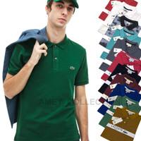 Polo Shirt Lacoste | Kaos Berkerah Pria