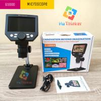 Microscope Mikroskop Digital G1000 1000X LCD 4.3 Inch FullHD