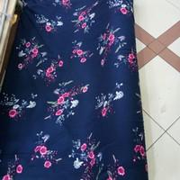 kain katun rayon Viscos import/bahan gamis dan blouse