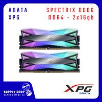 ADATA DDR4 XPG SPECTRIX D60G PC25600 32GB (2X16GB) / RAM 32GB
