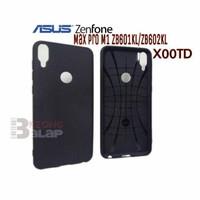 Case Asus Zenfone Max Pro M1 ZB602KL X00TD Ultrathin Black Matte