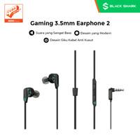Black Shark Gaming 3.5mm Earphone 2 Garansi Resmi Original