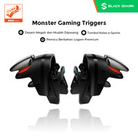 Black Shark The Monster Gaming Trigger PUBG CODM Free Fire Original